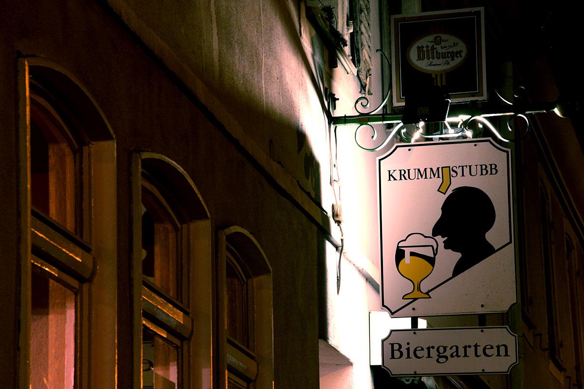 Kult-Kneipe Krumm Stubb