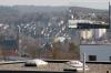 Suchbild Nummer 27: Blick über Dudweiler vom real-Parkplatz.