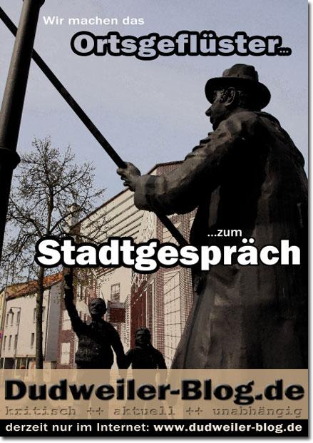 Plakat: Dudweiler Blog
