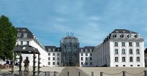 Saarbrücker Schloss Quelle: Landeshauptstadt Saarbrücken