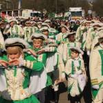 Grüne Nelke ehrt Mitglieder