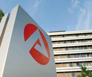 Bundesagentur für Arbeit - Hauptgebäude Außenansicht