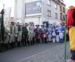 Rathaussturm Dudweiler 2011