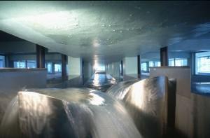 Im Wasserwerk Rentrisch fördern die Saarbrücker Stadtwerke Trinkwasser für die Landeshauptstadt Saarbrücken