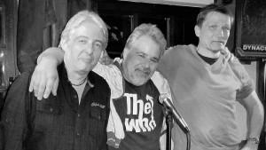 """Die Musiker von """"TUSH"""" - unplugged (Foto: Veranstalter)"""