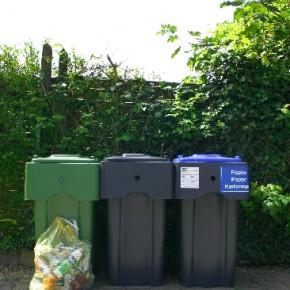 Müllabfuhr verschiebt sich wegen Ostern