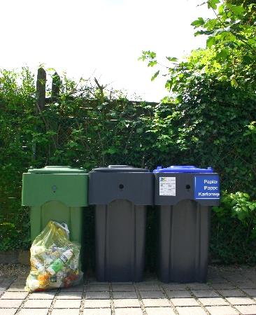 Mülltonnen (Foto: ZKE)