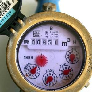 Um 2,6 Prozent pro verbrauchtem Kubikmeter Wasser steigt der Preis ab 2014 (Foto: ZKE)
