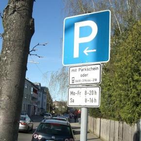 Schwere Zeiten für Falschparker in Dudweiler