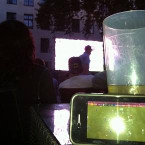 Und plötzlich war der Bildschirm schwarz – geschichtsträchtiges Public Viewing in Saarbrücken