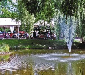 Park- und Lichterfest (Foto: Männerchor Harmonie)