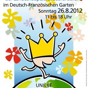 DFG verwandelt sich am 26. August in Kinderparadies – Kinderfest im Deutsch-französischen Garten