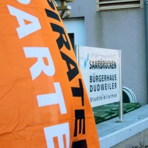 Piraten wählen in Dudweiler einen neuen Vorsitzenden – Kampfabstimmung vorprogrammiert