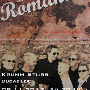 "Musik-Highlight bei den Lichtblicken - ""The Romanoes"" in der Krumm Stubb"