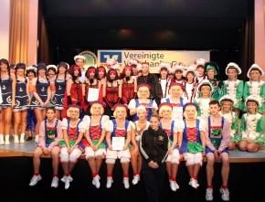 10. VVB -Saarland-Tanzturnier der Grünen Nelke