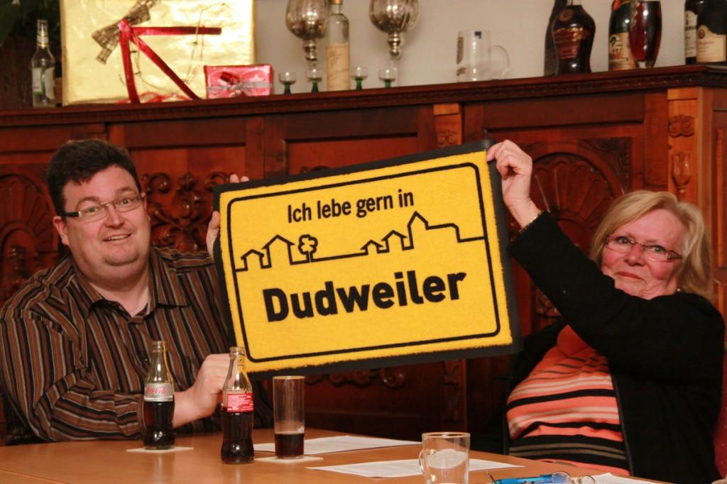 """Ich lebe gern in Dudweiler"""