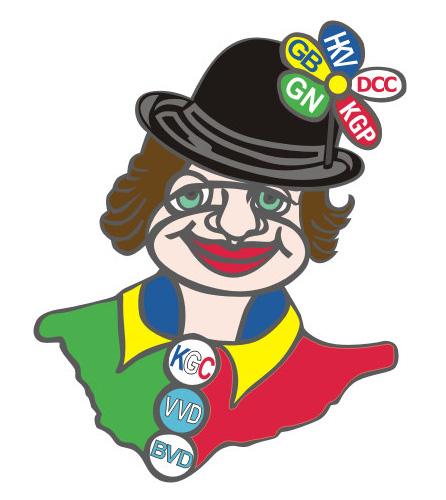 Logo des Festausschusses Dudweiler Faasenacht