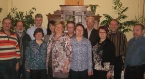 Mitglieder des Ortsinteressenvereins Herrensohr (Foto: Verein)