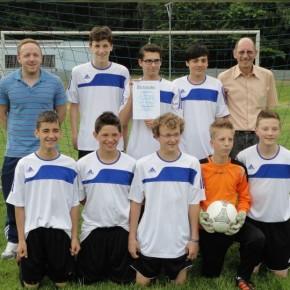 Erfolgreiche Jugendarbeit beim ASC Dudweiler – Als Meister zum Brennenden Berg Cup