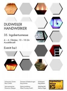 Plakat Dudweiler Handwerker