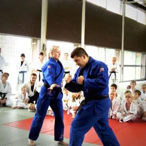 Ju-Jutsu Weltmeister in Dudweiler