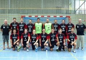 1. Herrenmannschaft der HSG Dudweiler-Fischbach (Foto: Verein)