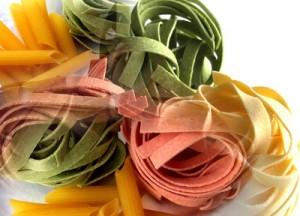 Verschiedene Pastasorten (Foto: © Joujou / PIXELIO)