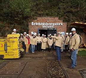 Dudweiler Bürger erleben Bergbaugeschichte aus erster Hand – ein Ausflug zur Grube Velsen in Saarbrücken-Klarenthal lohnt sich!