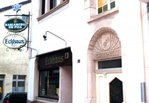 Eckhaus in Dudweiler (Foto: privat)