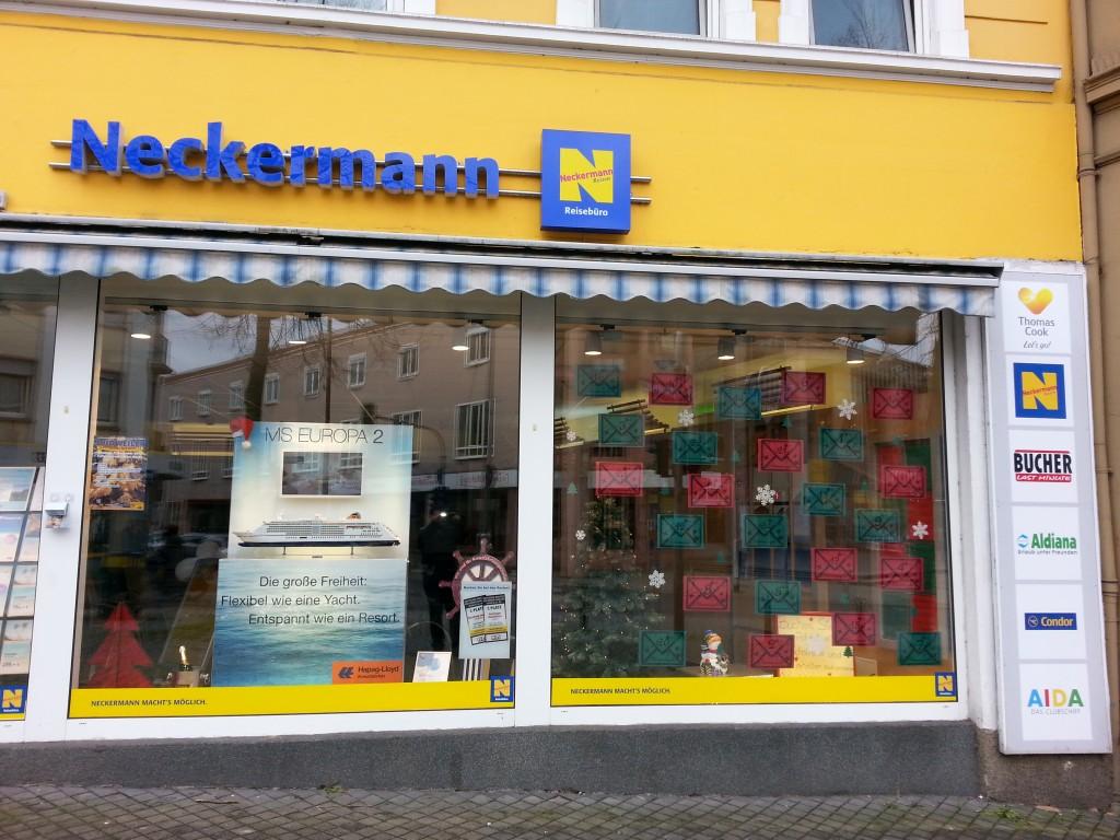 Neckermann Reisebüro in Dudweiler (Foto: privat)