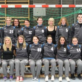 Dudweiler Handballdamen stellen Tabellenführer ein Bein