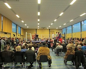 Alljährliches Boxturnier des ASC Dudweiler