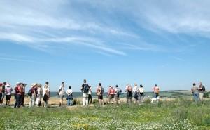 """Wanderung durch das """"Biosphärenreservat Bliesgau"""" Foto: Regionalverband Saarbrücken"""