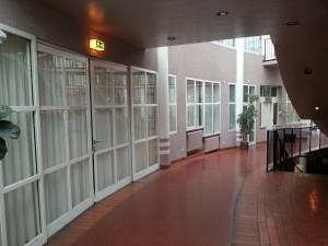 Blick ins Bürgerhaus Dudweiler
