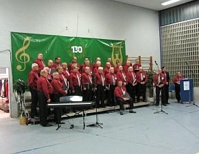 Sängerfest am 5. und 6. August