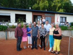 Neuer Vorstand des Tennisclubs (Foto: Verein)
