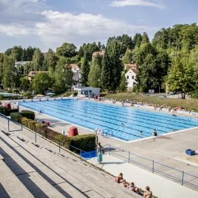 25.-28.07. Schwimmbadaktion in vier Freibädern im Regionalverband