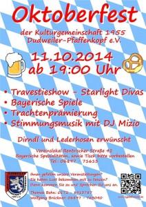 Pfaffenkopf Oktoberfest