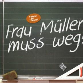 Frau Müller geht in die Verlängerung