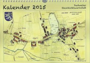 Geschichtswerkstatt 2015 Kalender