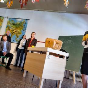 "Das erfolgreiche Theaterstück ""Frau Müller muss weg!"" gibt's am 25.4.2015 zum letzten Mal"