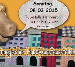 10. Kaltnaggischer Hobbykunstaustellung am 8. März
