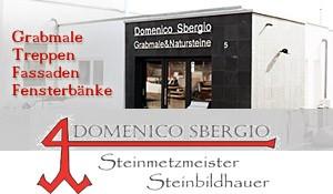 Steinmetzmeister, Bildhauer, Grabmale Dudweiler - Domenico Sbergio