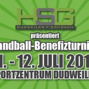 3. Auflage des bekannten Benefizevent des HSG Dudweiler/Fischbach am 11.07. und 12.07.2015
