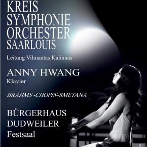 Gala-Konzert im Bürgerhaus mit Anny Hwang