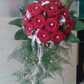 """""""Blumen Patrizia"""" sucht weitere Waren für ihren Ausstellungsraum"""