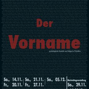 Sulzbacher Kellertheater: Premiere am 14.11.15