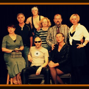 Theatergruppe Vitamin 3-T feiert 20.Geburtstag