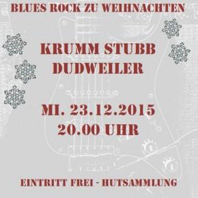 """Abschlusskonzert der """"blues docs"""" für dieses Jahr"""