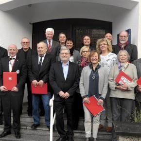 Neujahrsempfang der SPD Dudweiler am 8. Januar